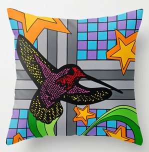hummingpillow